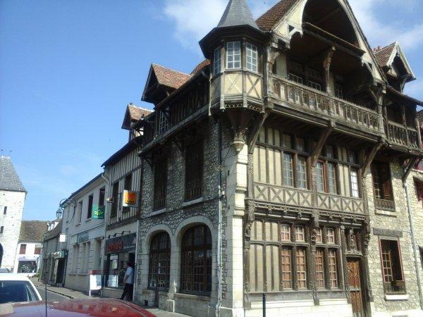la maison de Racollet