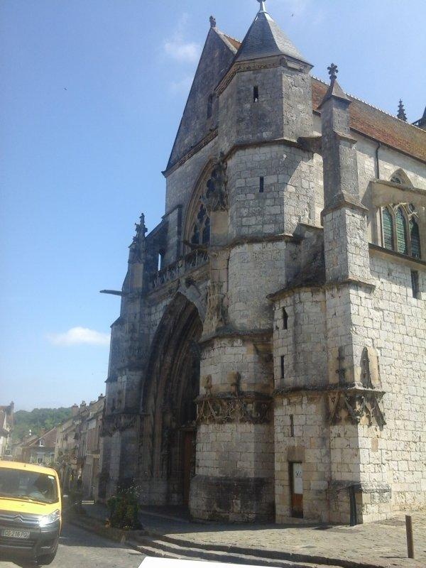 l'église notre dame et son orgue