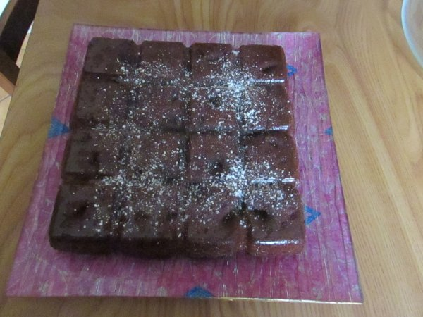 brownies à ma facon