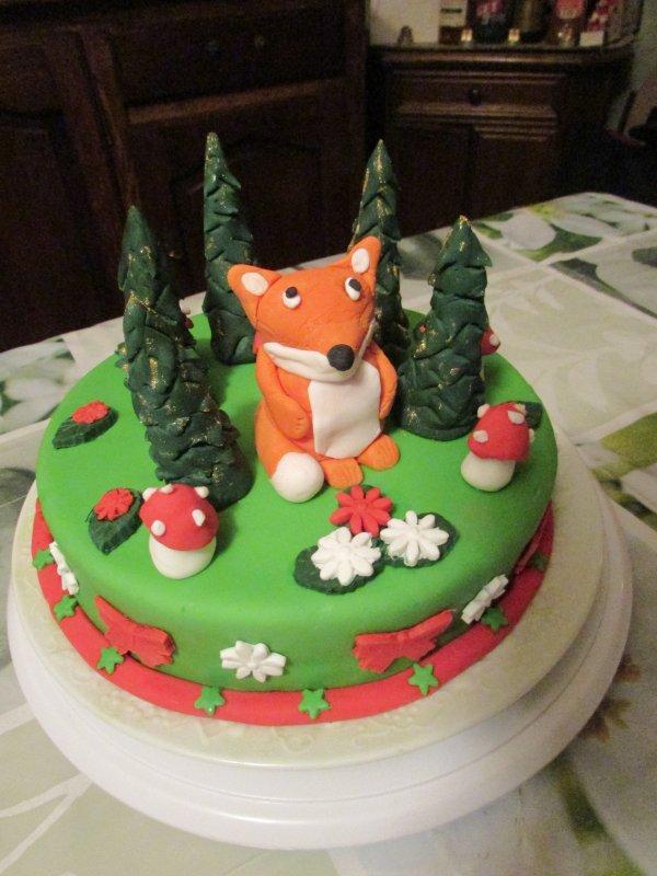 gâteau d'anniversaire pour les 30ans de ma fille ainée