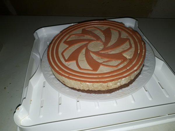 les gâteaux pour fêter le premier anniversaire de mon petit fils dimanche dernier