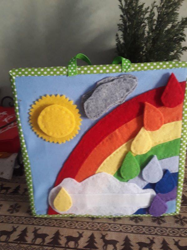 tablette éducative les couleurs