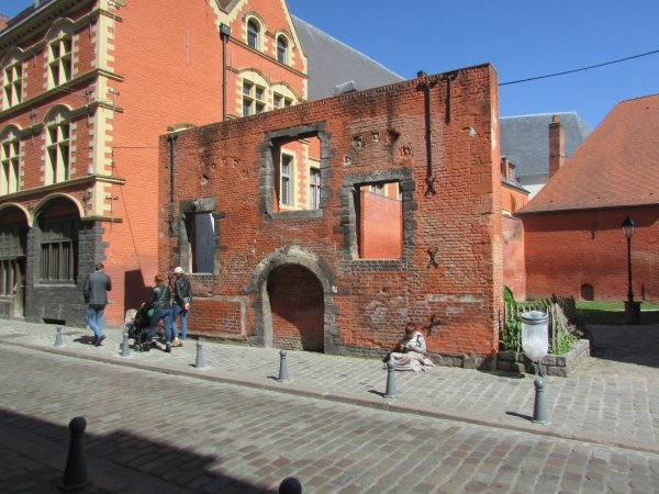l'hospice de la comtesse Jeanne de Flandre