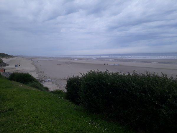les plages du nord et  du pas de calais