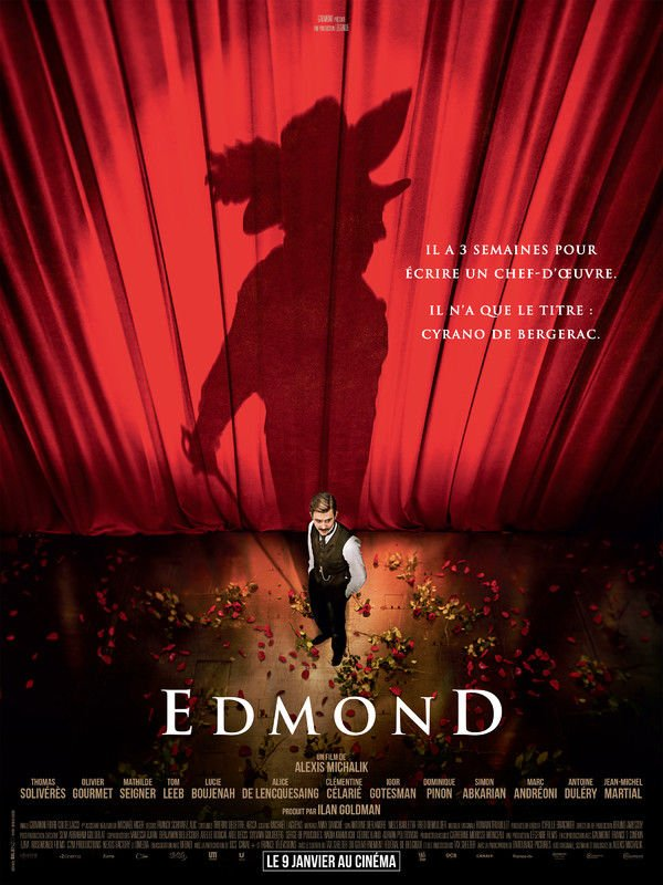 edmond film vu hier