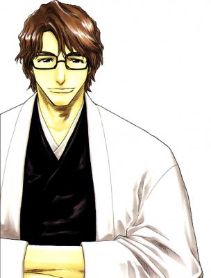 Sasuke Aizen