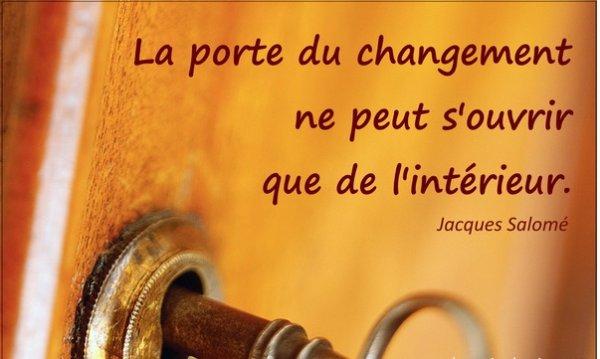 Soyez changement