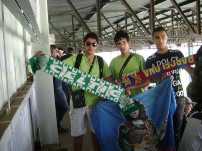 mes frere   ((  Ali  & pino & mwa ))  0 stade boudwaw