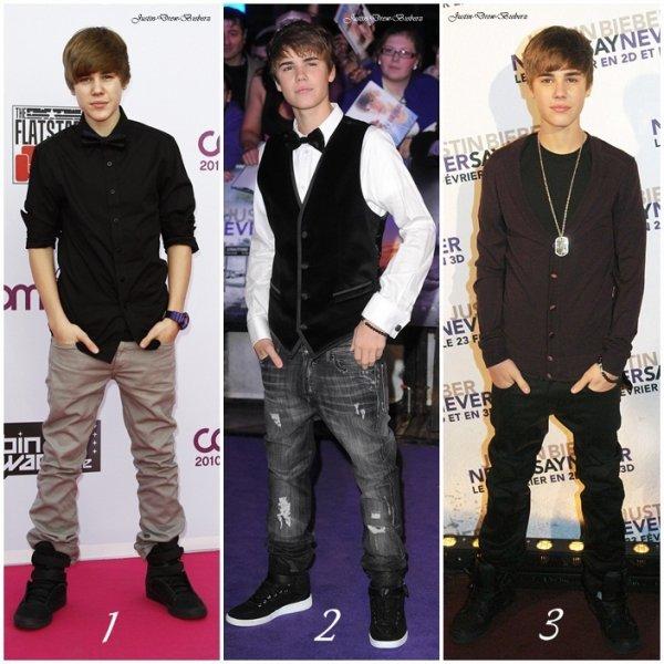 Vote pour la meilleur tenue :)