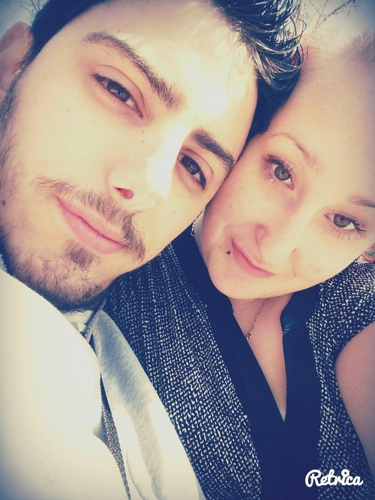 Un amour si intense et si fort avec toi. Je t'aime m'amour. 💍 ♥ 15.01.2015 ♥
