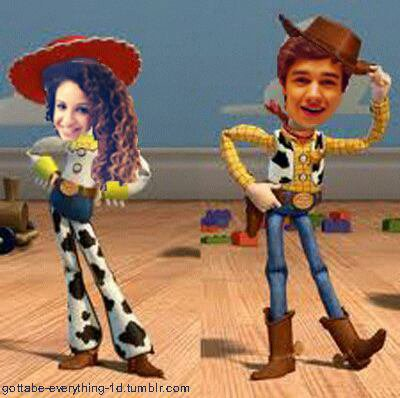 Toy story version diam :-D