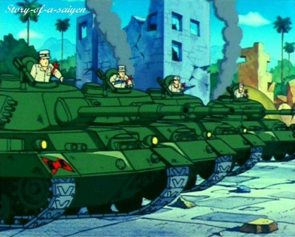 L'armée du Ruban Rouge