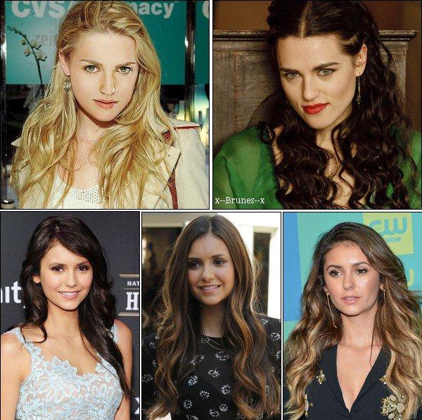 Côté coiffures, que choisit-on ?