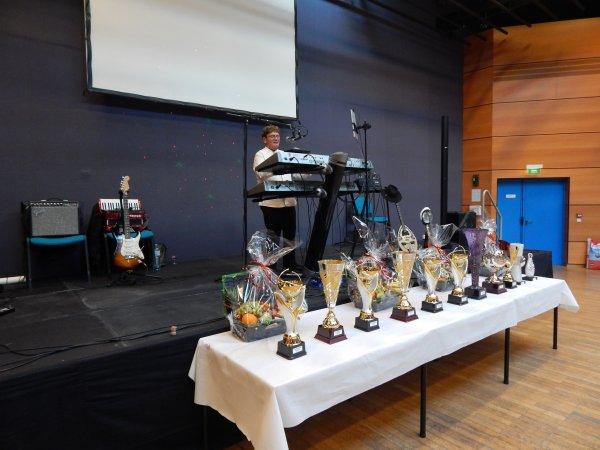 Repas et remise des prix 2019 des Inter à Caudry