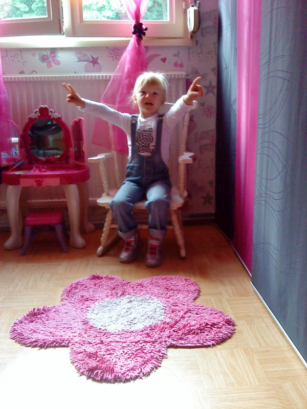 Aymélia, rentrée des classes chez les petits.