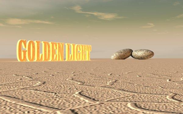 Golden light créa