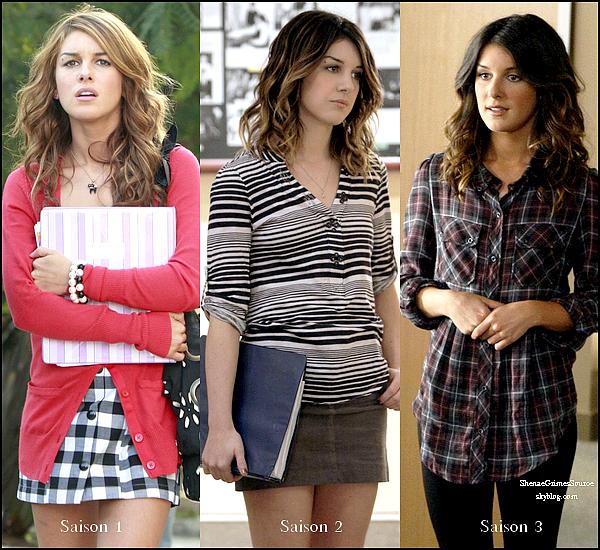 ______  ______• Série 90210  • ______ Evolution de son personnage dans 90210, Annie Wilson.  ______  _______________Une préférence ?
