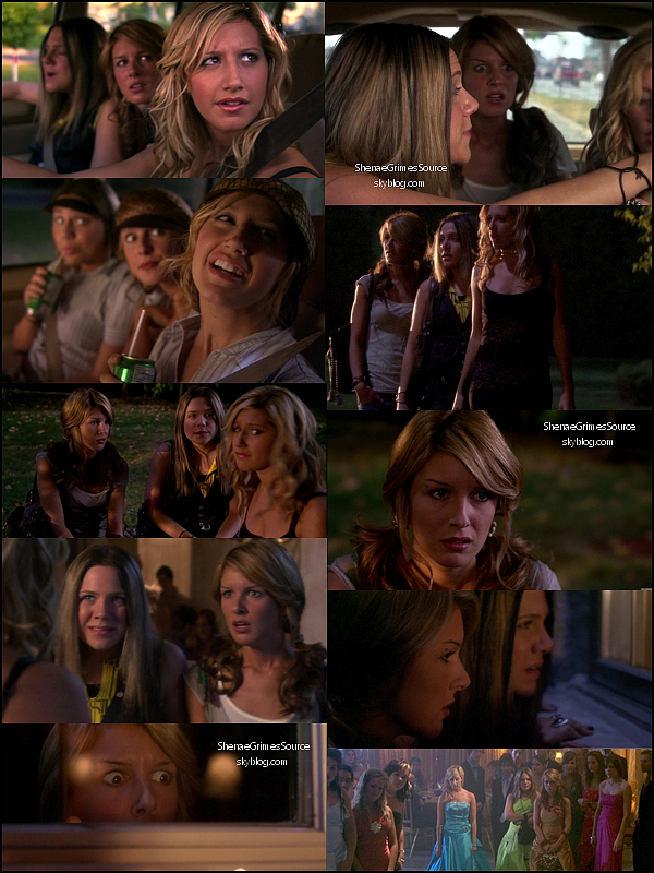 ______  ______• Movie • ___Shenae Grimes dans Pictures This avec Ashley Tisdale & Lauren Collins.