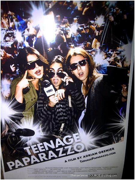 ______  ______• 23 Septembre 2010   • ______Shenae était sur le set de 90210 pour y tournée un nouvel épisode ______