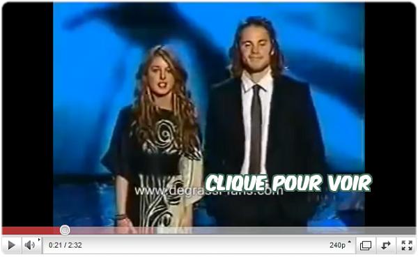 """______  ______• 28 Novembre  2008  • ______Shenae était présente à la """"2008 Gemini Awards Gala""""  ______"""