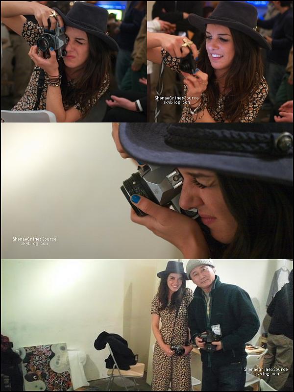 ______  ______• Photoshoot 2010 • ___ Découvrez et redécouvrez le photoshoot de Shenae pour le  magazine___ _________________Dirrty Glam d'Avril 2010. Photos faites parElias Tahan.