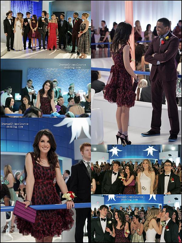 """______  ______• Stills & résumé • ___Episode 21 de la saison 3 """"The Prom Before the Storm"""""""