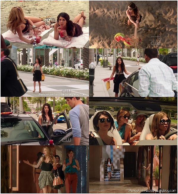 ___Capture de l'épisode 1 de la saison 4 de 90210.
