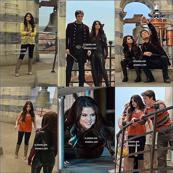 Stills & Promoshoot pour Alex vs. Alex !