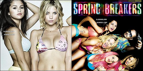Découvrez des nouvelles photos pour Spring Breakers !