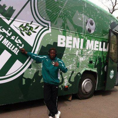 Diaby Lamine Attaquant Ivoirien tres grand joueur