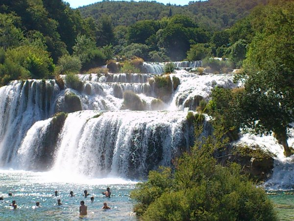 KRKA Nationalpark Kroatien