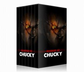 THE HISTORY OF CHUCKY!