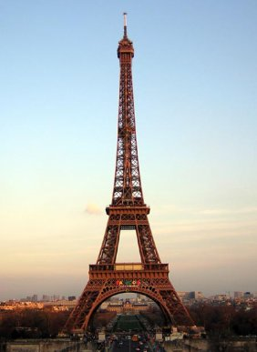 Tour Eiffel of Paris