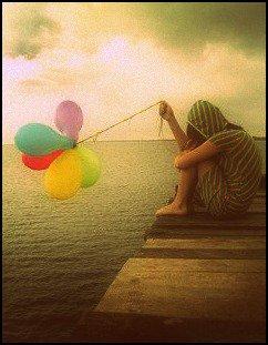 #. Ne reste jamais seule, car si tu es seule, tu penses, et si tu penses, tu te souviens, et si tu te souviens, tu pleures, et si tu pleures, c'est que tu l'aimes encore.