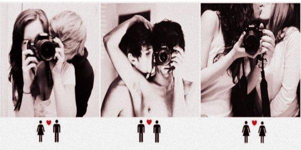 On est tous humains.♥