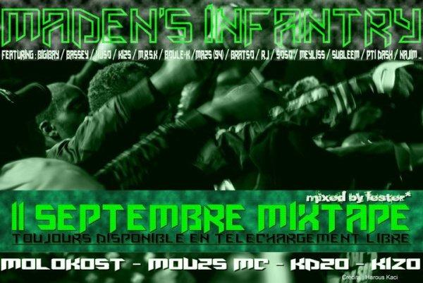 Extrait de la mixtape ! DIRTY GOUSS FEAT KEURT_MAD2O & DJOe² (2009)