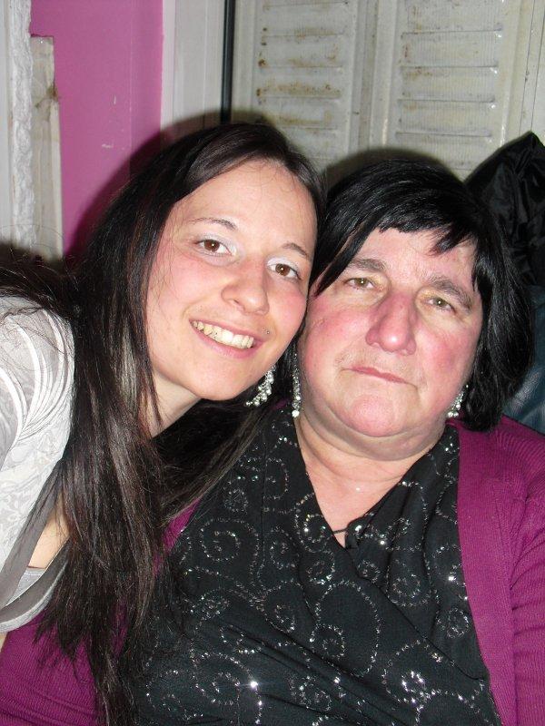 moi et la mamma