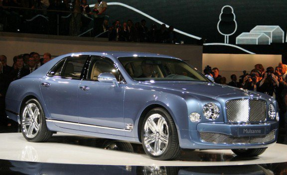 2012 Bentley Mulsanne - Official Photos and Info