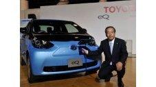 Toyota veut vendre un million de voitures hybrides par an dès 2013