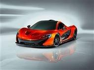 Mondial 2012 : la nouvelle McLaren P1 crée la sensation