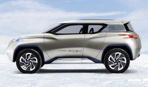 Nissan dévoile en première mondiale au Salon de Paris 2012 le concept Zéro Émission baptisé TeRRA