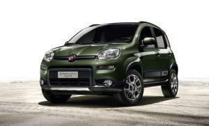 Première mondiale pour la Fiat Panda 4x4 au Mondial de Paris
