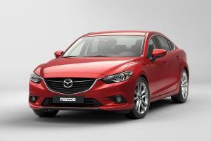 La nouvelle Mazda6 dévoilée en première mondiale au salon de Moscou