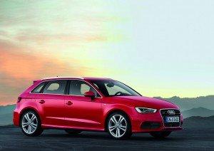 Mondial de l'Automobile : nouvelle Audi A3 Sportback