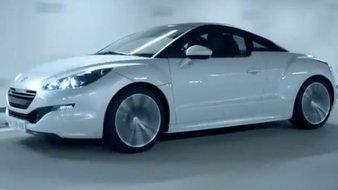 Peugeot RCZ restylé : première vidéo promotionnelle