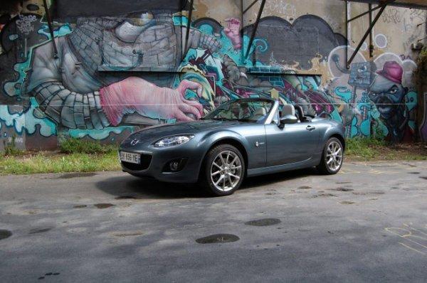 Essai Mazda MX-5 Nekki : Plaisir Non Limité