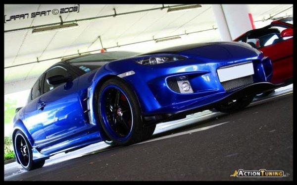 Mazda RX8 : Racing Tuning