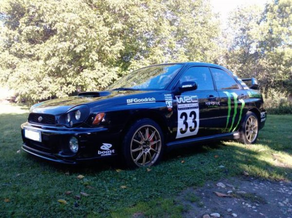 Tuner de la Semaine : Johan et sa Subaru Impreza