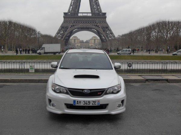 Essai Subaru WRX STI S : Il va y avoir du Sport !