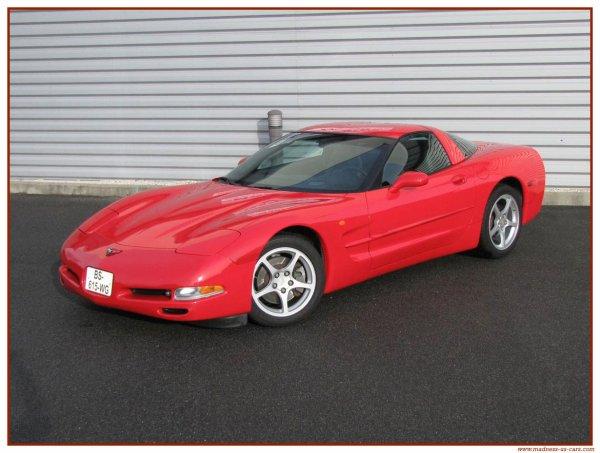 Corvette C5 2000